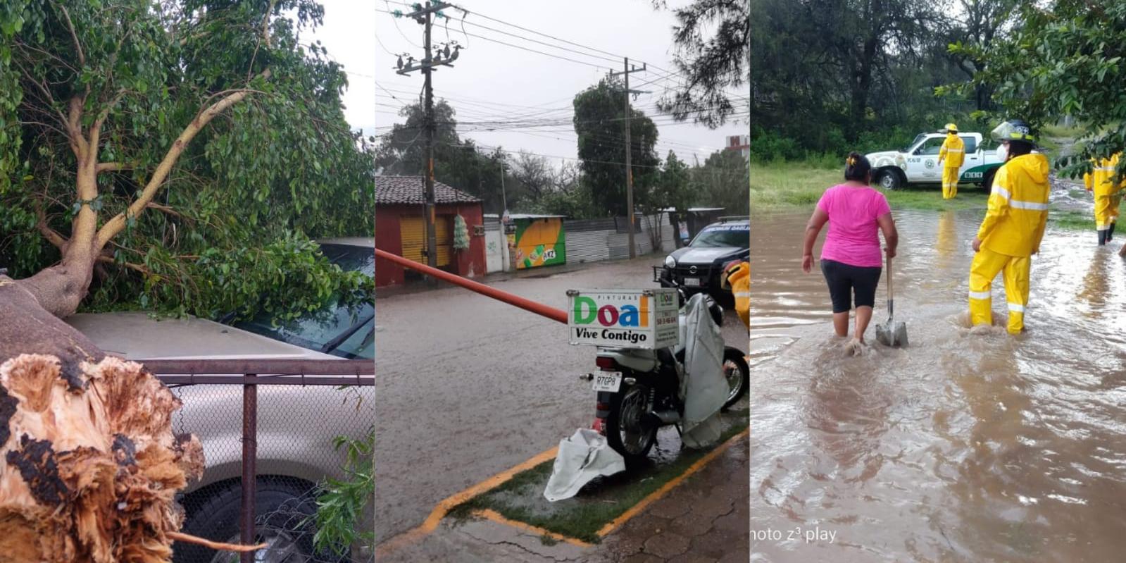 Reportaron diversas afectaciones por lluvias en Huajuapan   El Imparcial de Oaxaca