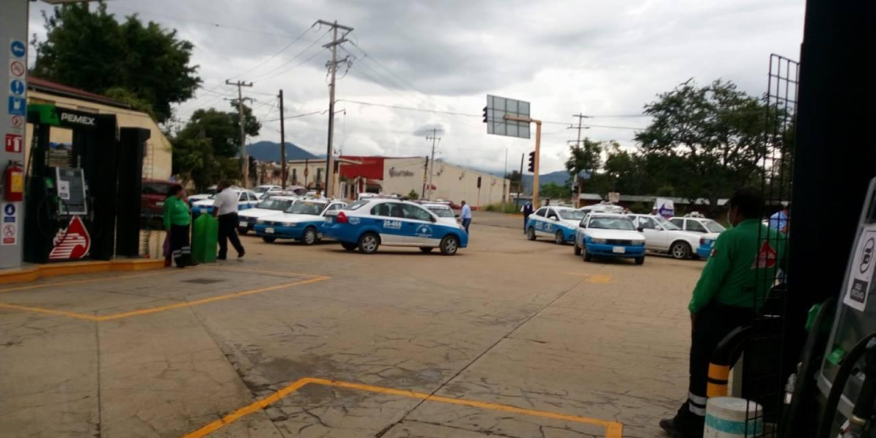 ¡Ejecutan a transportista! | El Imparcial de Oaxaca