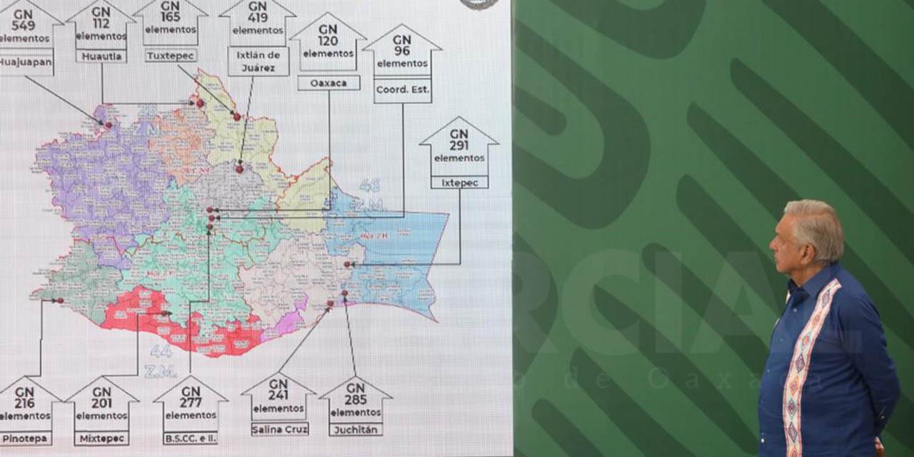 Cinco municipios de Oaxaca focos rojos de inseguridad   El Imparcial de Oaxaca