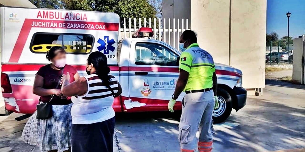 Muere mujer embarazada con su bebé por contagio de Covid-19 | El Imparcial de Oaxaca
