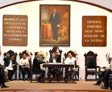 Año y medio después, retomará cabildo de Oaxaca de Juárez sesiones presenciales