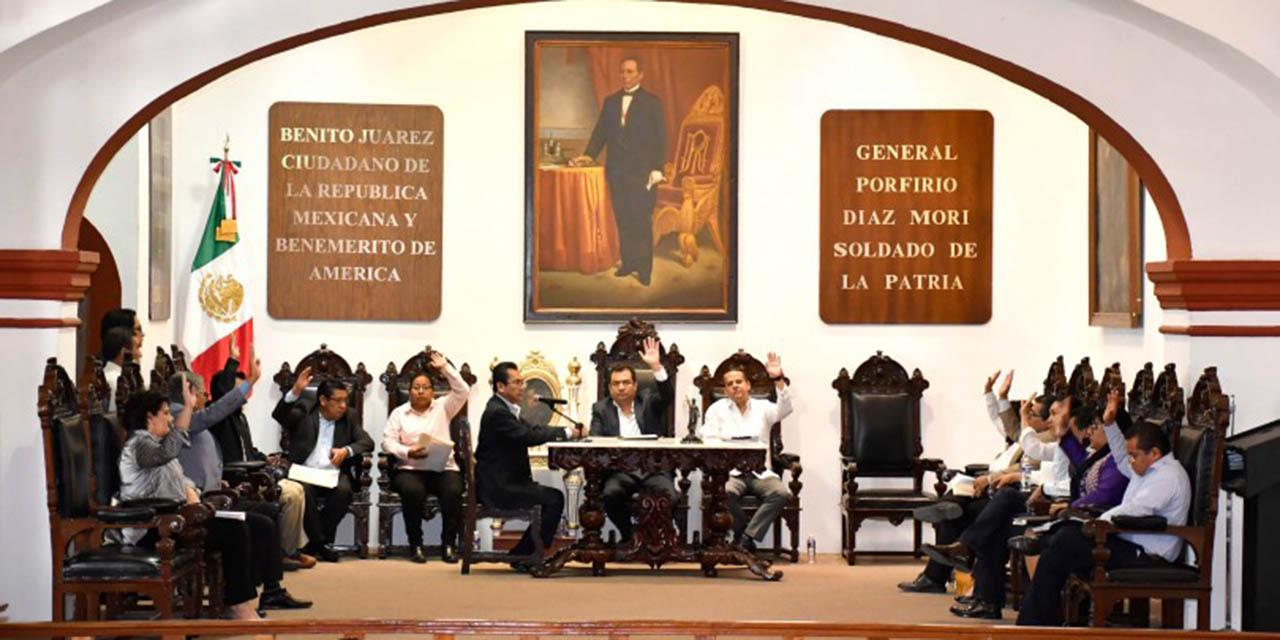 Año y medio después, retomará cabildo de Oaxaca de Juárez sesiones presenciales | El Imparcial de Oaxaca