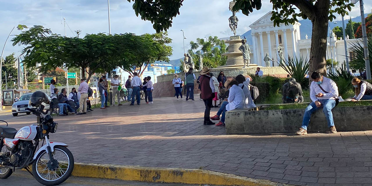 Alistan marcha trabajadores del sector salud | El Imparcial de Oaxaca