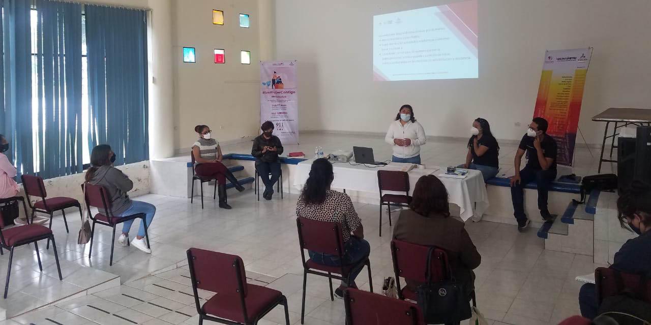 Conforman red municipal de mujeres en deconstrucción | El Imparcial de Oaxaca