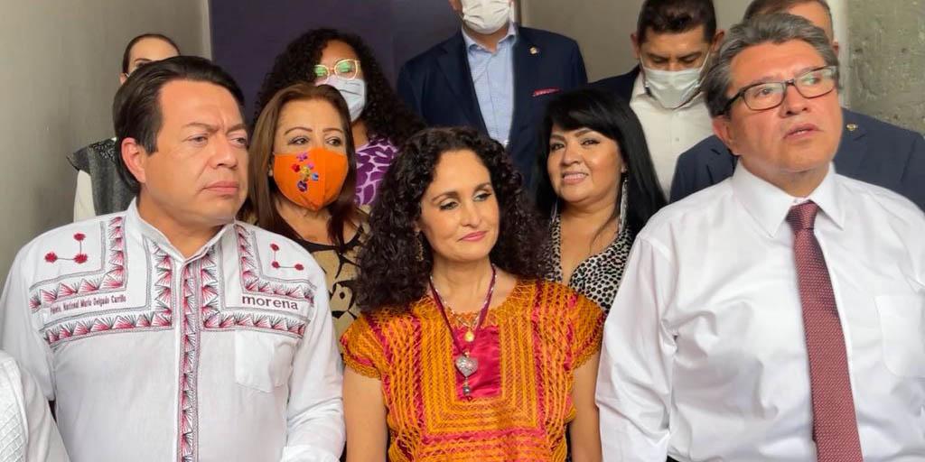 Descarta Mario Delgado intervención del presidente en selección de candidaturas | El Imparcial de Oaxaca