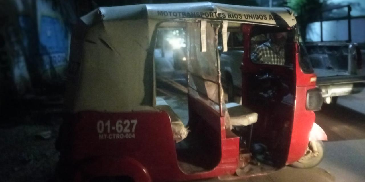 Recuperan mototaxi robado en San Agustín de las Juntas   El Imparcial de Oaxaca