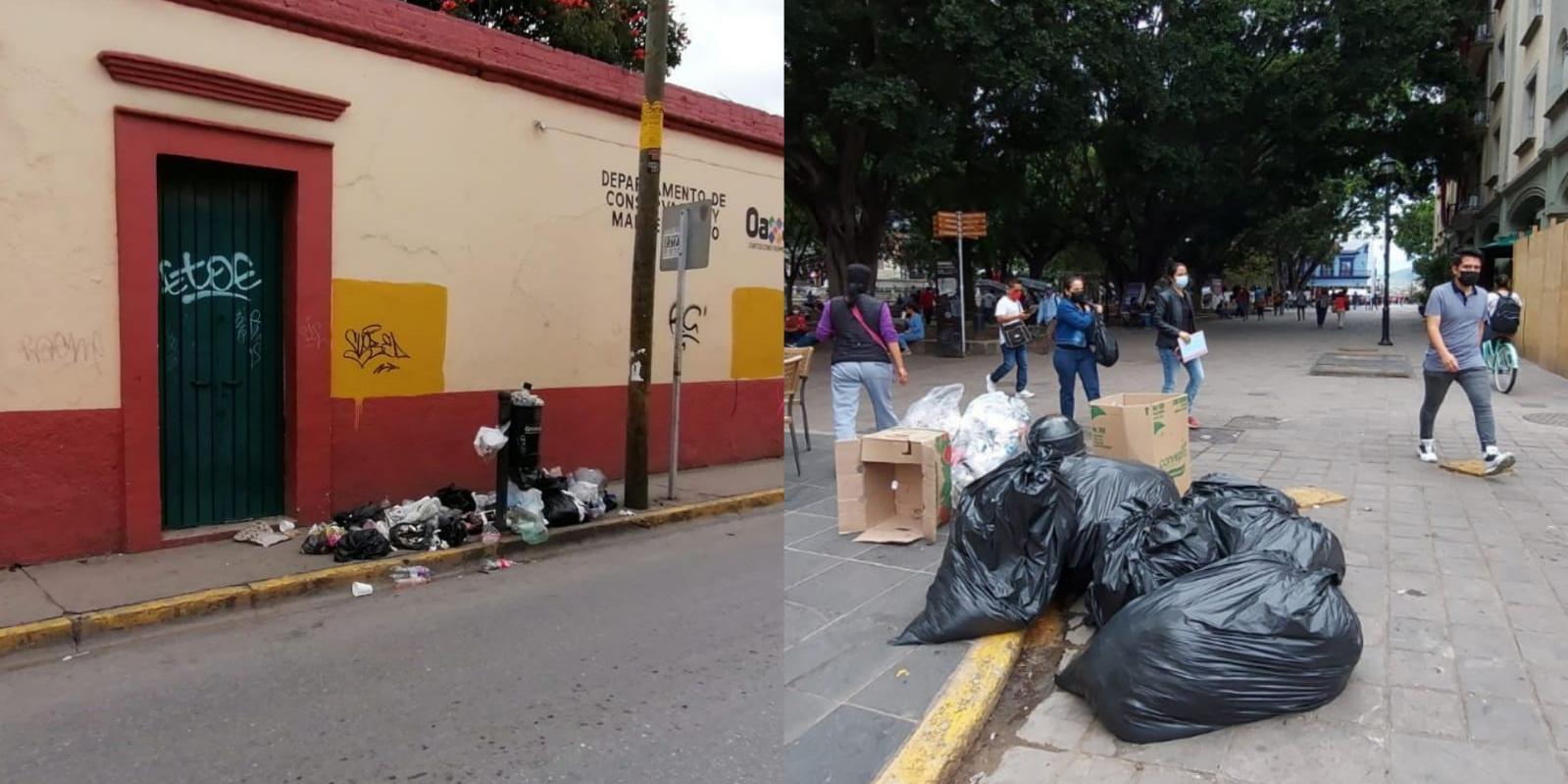 Trabajadores de limpia dan ultimátum a presidente municipal; detienen labores por falta de combustible | El Imparcial de Oaxaca