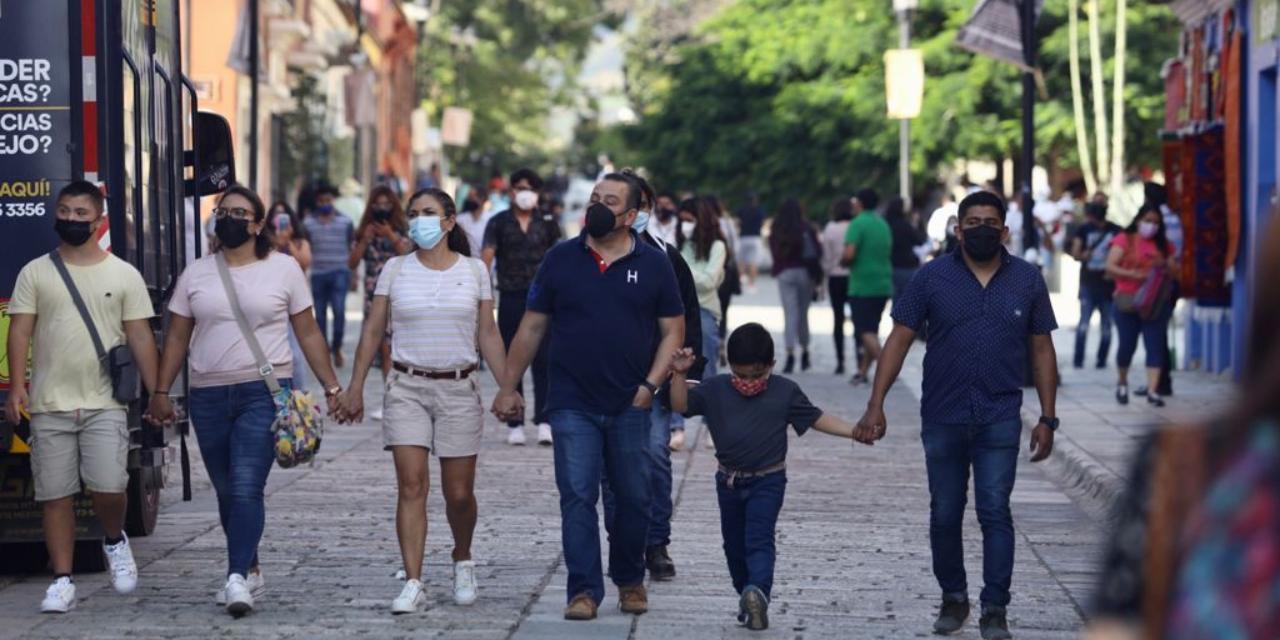 Oaxaca no baja las cifras covid, solo hoy registra más de 400 nuevos casos   El Imparcial de Oaxaca