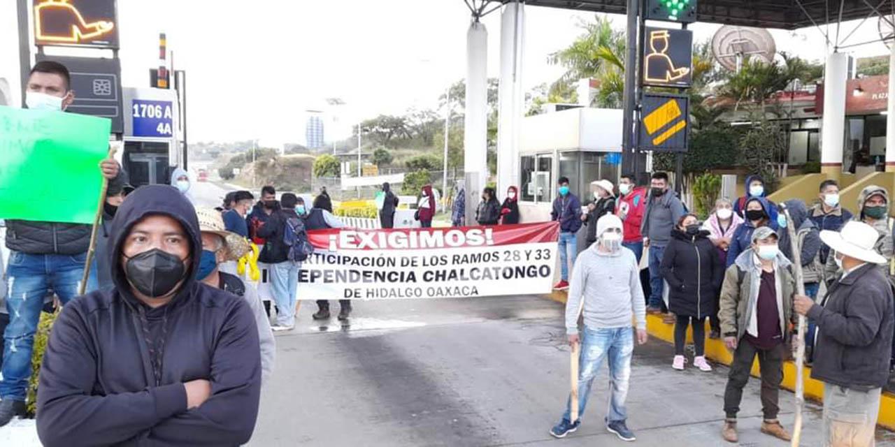 Prevén un día de bloqueos y marchas en Oaxaca | El Imparcial de Oaxaca