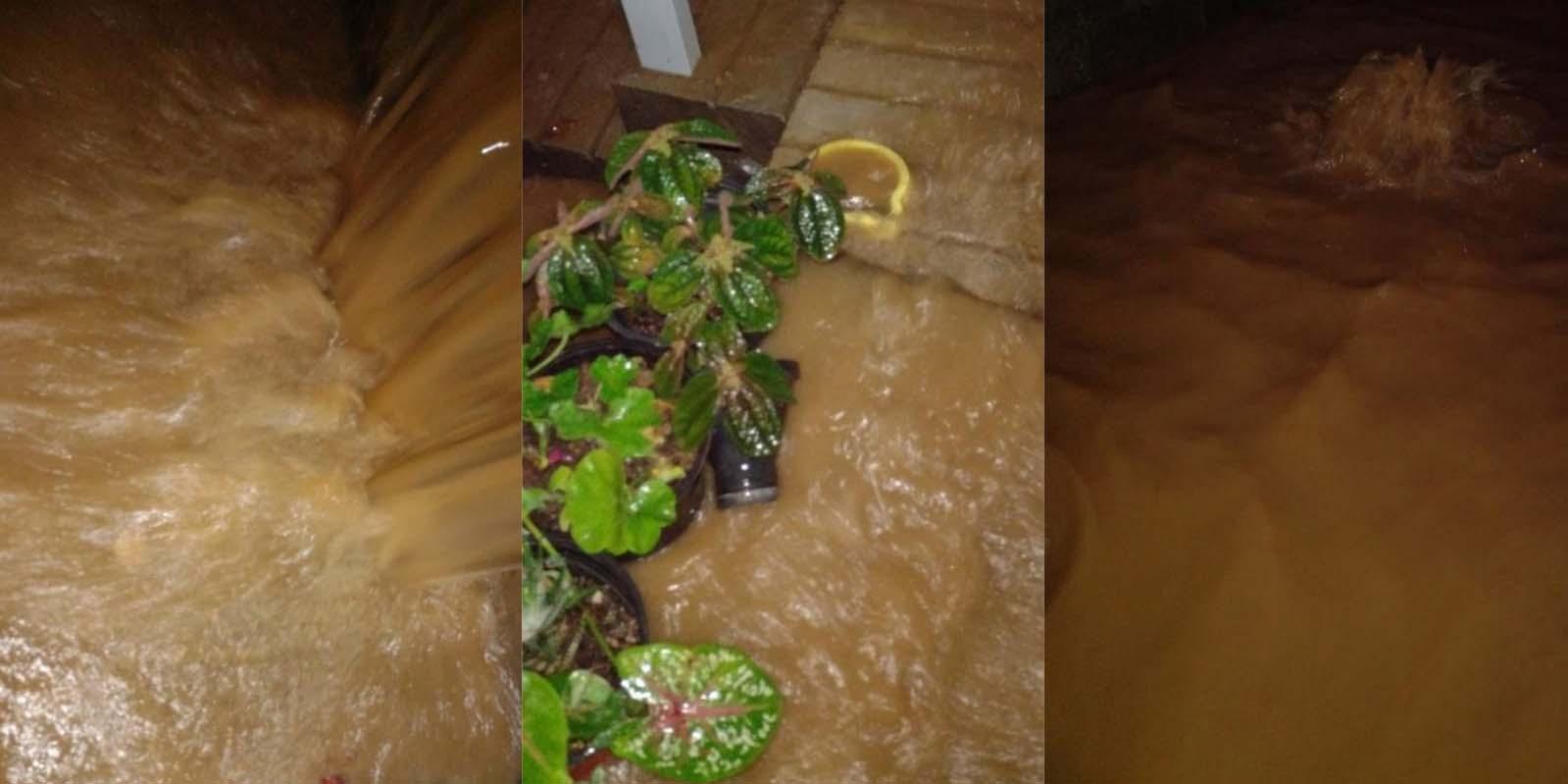 Se inundan casas por obras de rehabilitación de drenaje y pavimentación en calles de Pueblo Nuevo | El Imparcial de Oaxaca