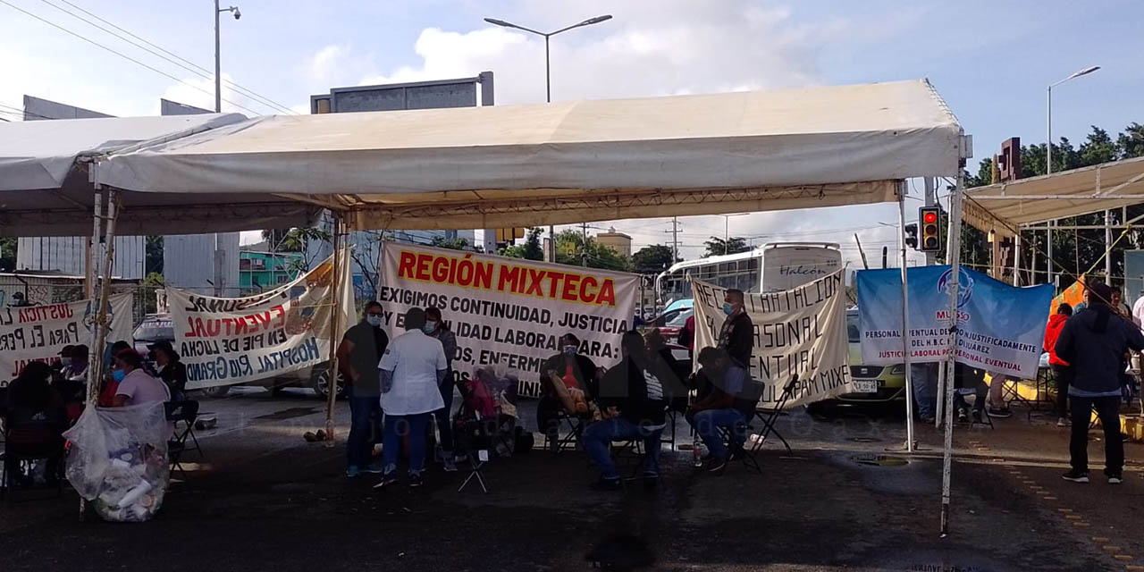 Se mantienen bloqueos en Oaxaca   El Imparcial de Oaxaca