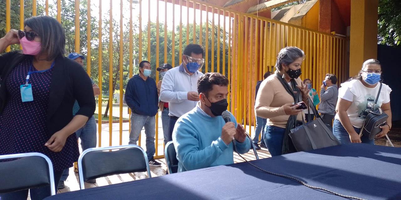 Toma de CU afecta las clases a distancia y prácticas en la UABJO | El Imparcial de Oaxaca