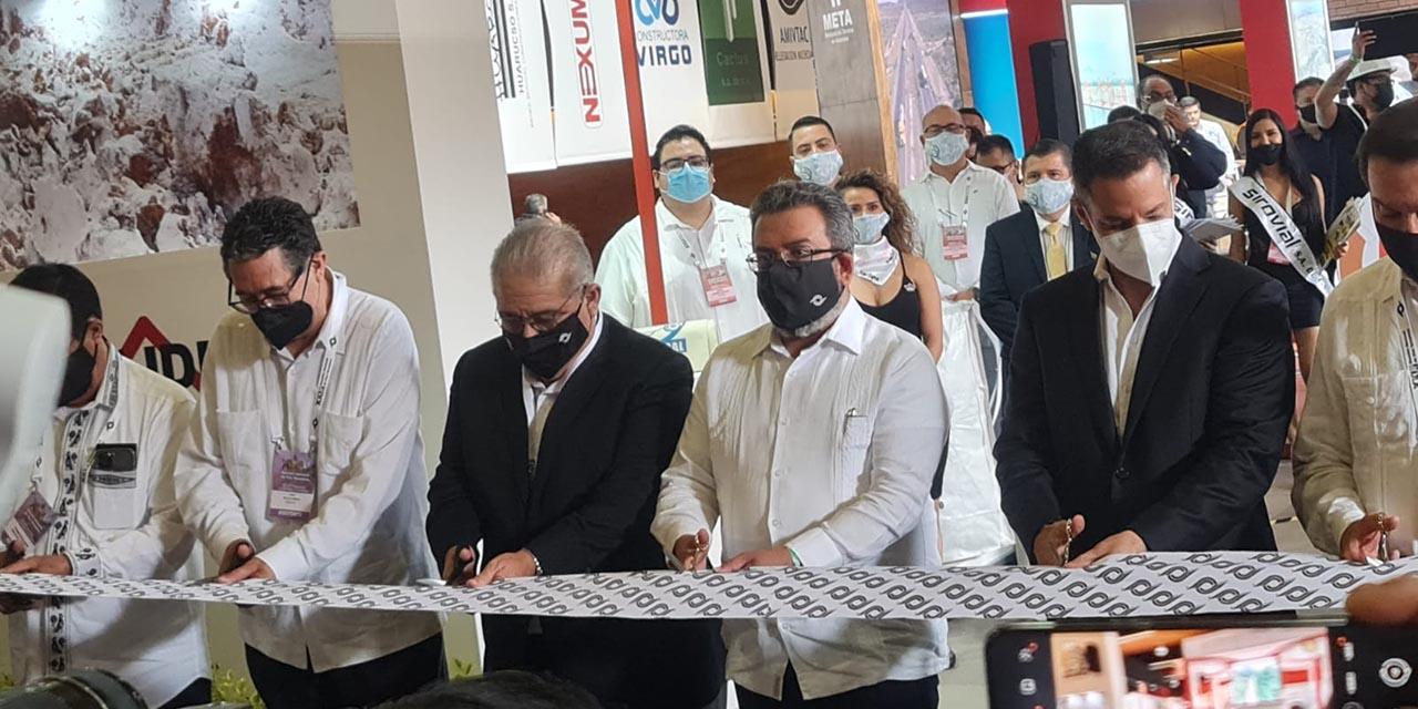 Se inaugura en Oaxaca Reunión Nacional de Vías Terrestres   El Imparcial de Oaxaca