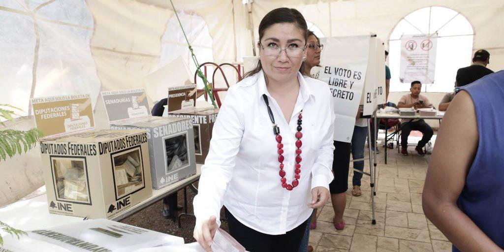Designan a Carmelita Sibaja como encargada de la presidencia del  IEEPCO   El Imparcial de Oaxaca