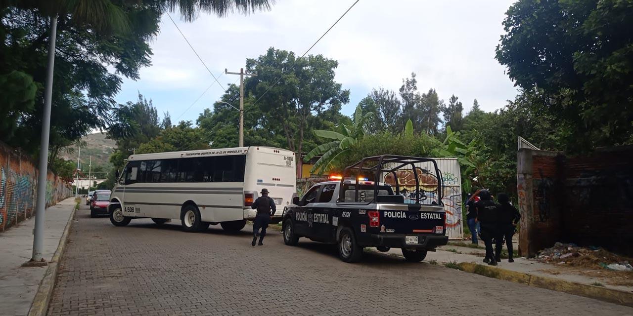 Realizan normalistas hechos vandálicos | El Imparcial de Oaxaca