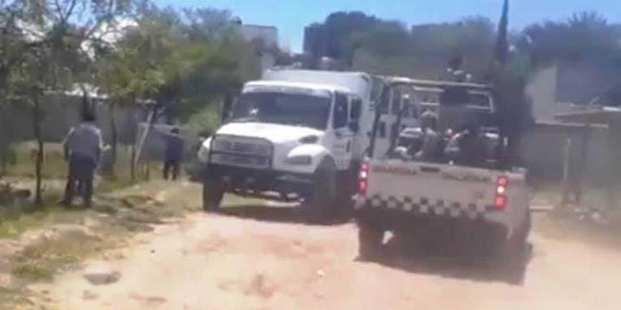 Disputa de predios deja dos lesionados en La Mixteca | El Imparcial de Oaxaca