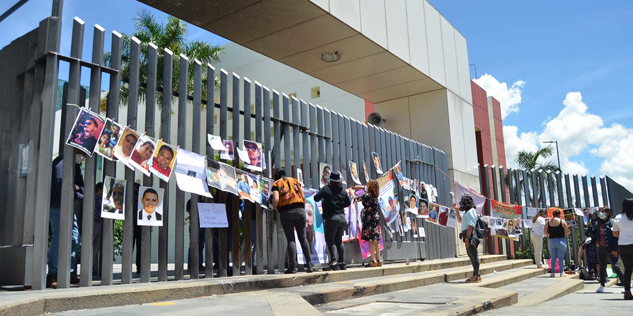 Harán público el registro de deudores alimentarios   El Imparcial de Oaxaca