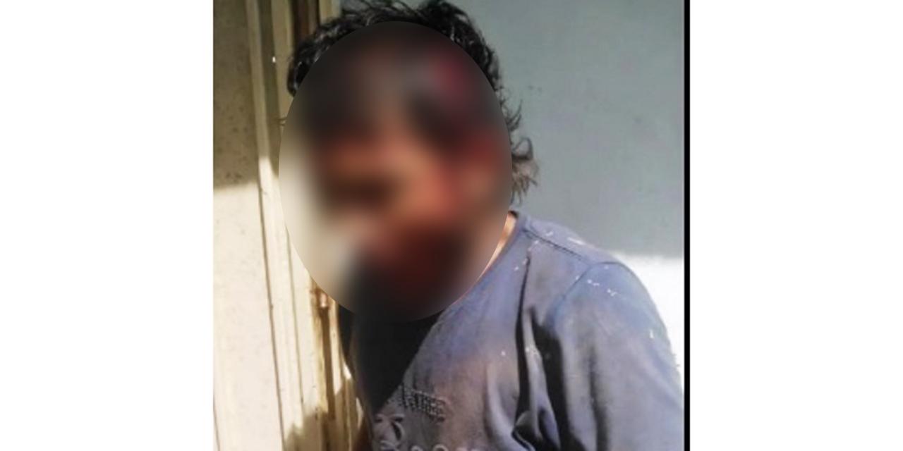 Le propinan escarmiento a presunto ladrón en Huajuapan   El Imparcial de Oaxaca