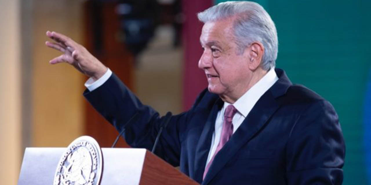 No quiere AMLO estatuas ni calles con su nombre | El Imparcial de Oaxaca