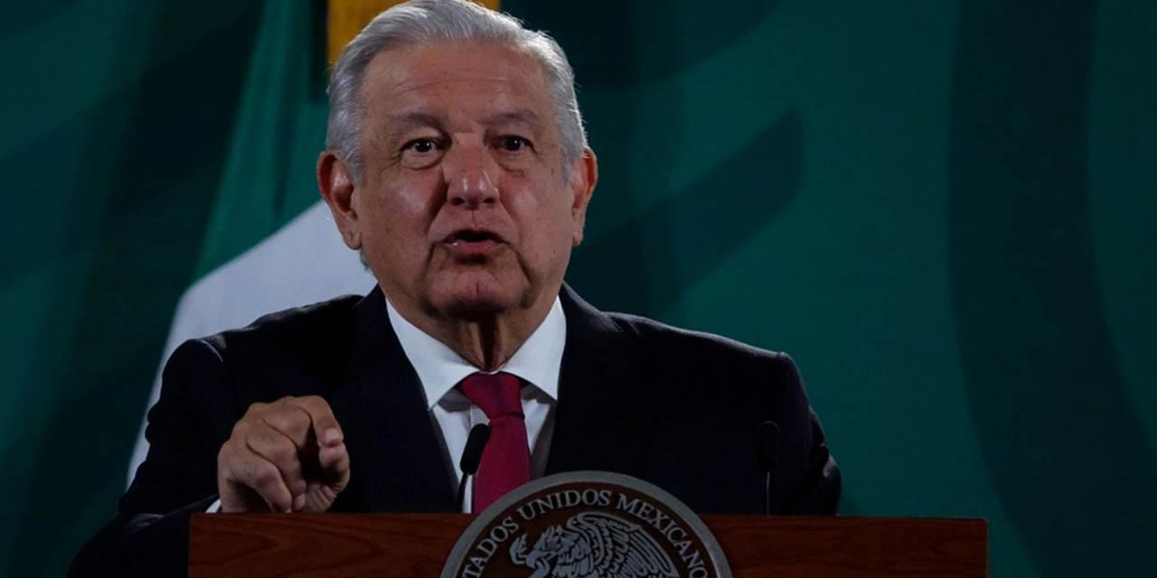 EU no ha contestado nota diplomática sobre financiamiento a ONG en México, dice AMLO | El Imparcial de Oaxaca