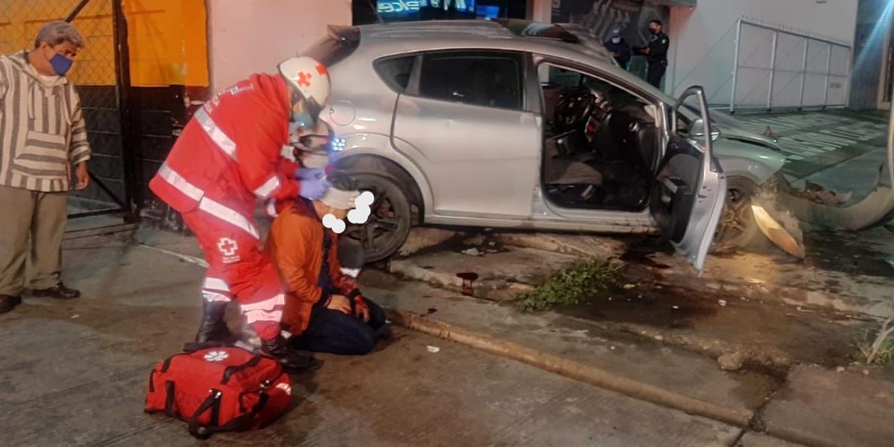 Aparatoso accidente en Santa Rosa Panzacola   El Imparcial de Oaxaca