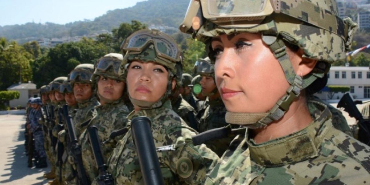 Aprueban diputados en lo general la Ley Orgánica de la Armada de México   El Imparcial de Oaxaca