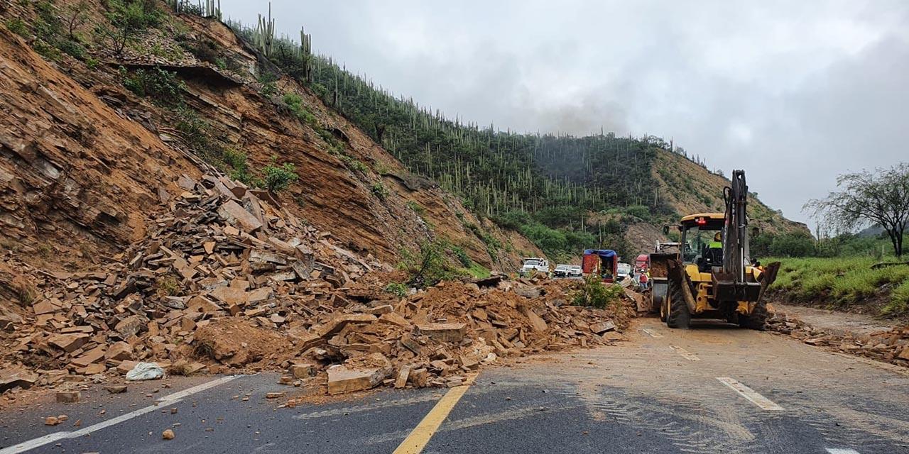 Reabren circulación en la Autopista Cuacnopalan-Oaxaca   El Imparcial de Oaxaca