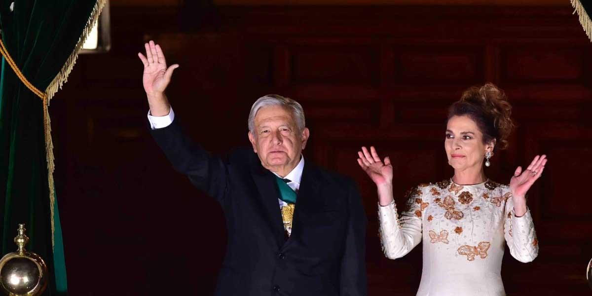 Es difícil vivir en Palacio Nacional: asegura la primera dama Beatriz Gutiérrez Müller | El Imparcial de Oaxaca