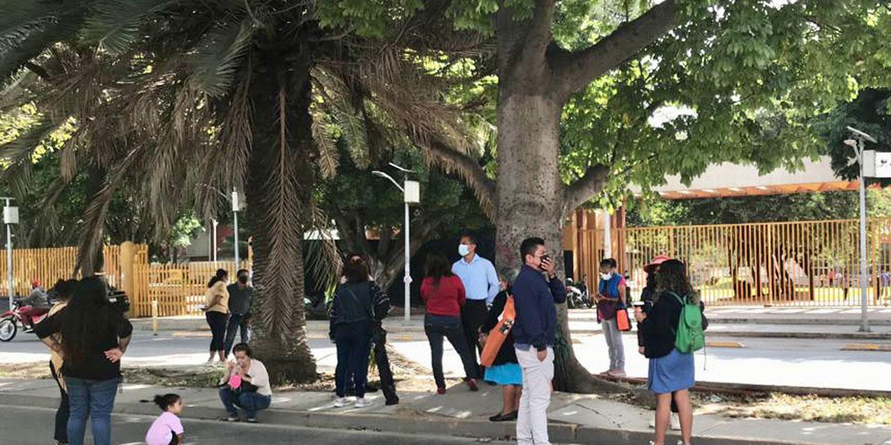 Bloquea nuevamente Steuabjo | El Imparcial de Oaxaca