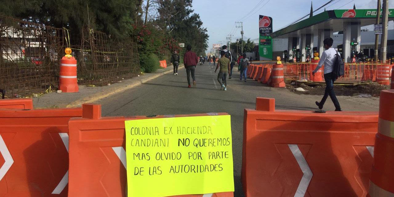 Señalan falta de diligencia por parte del Gobierno Municipal de Xoxocotlán | El Imparcial de Oaxaca