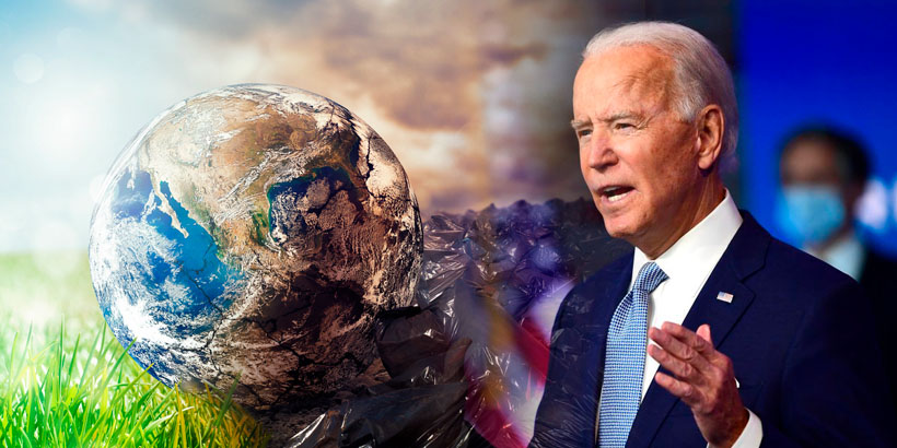 'No hay más tiempo' cambio climático es inminente: Biden en Nueva Jersey | El Imparcial de Oaxaca