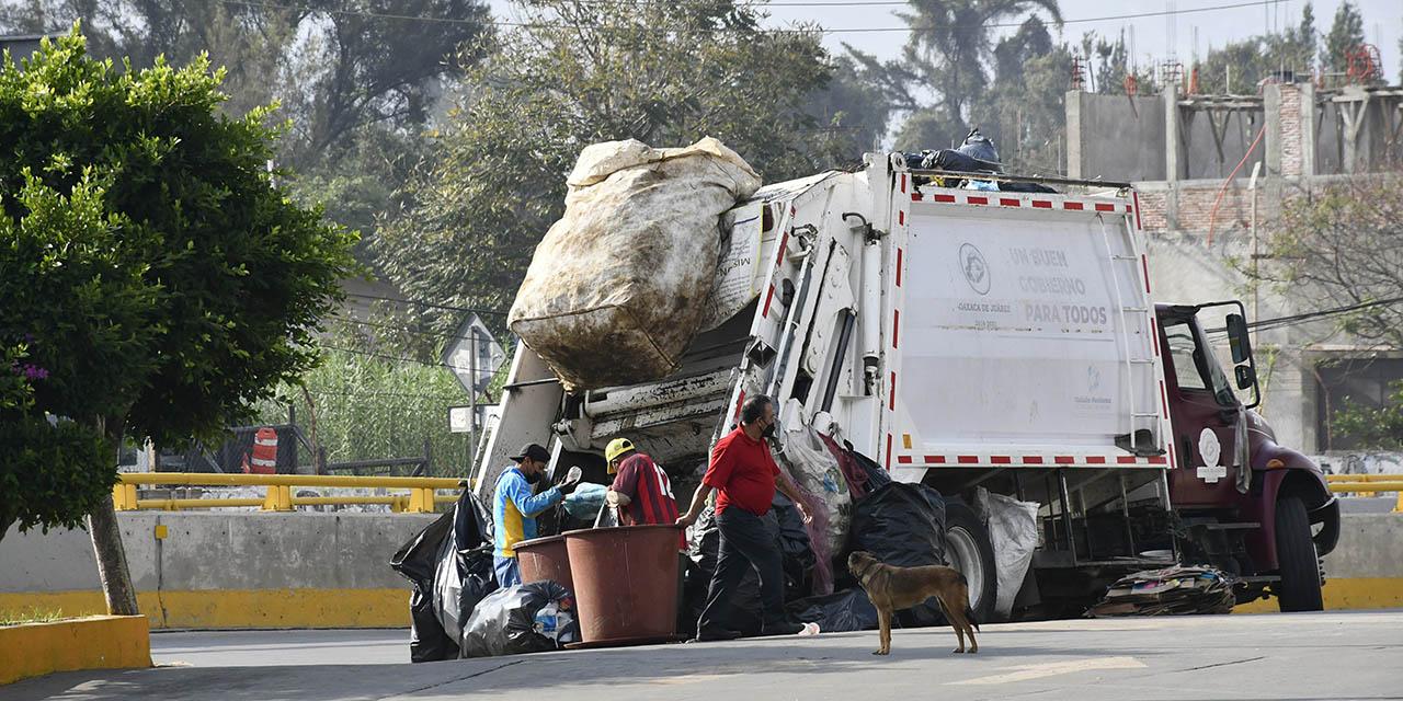 Otro paro de recolectores de basura por falta de combustible   El Imparcial de Oaxaca