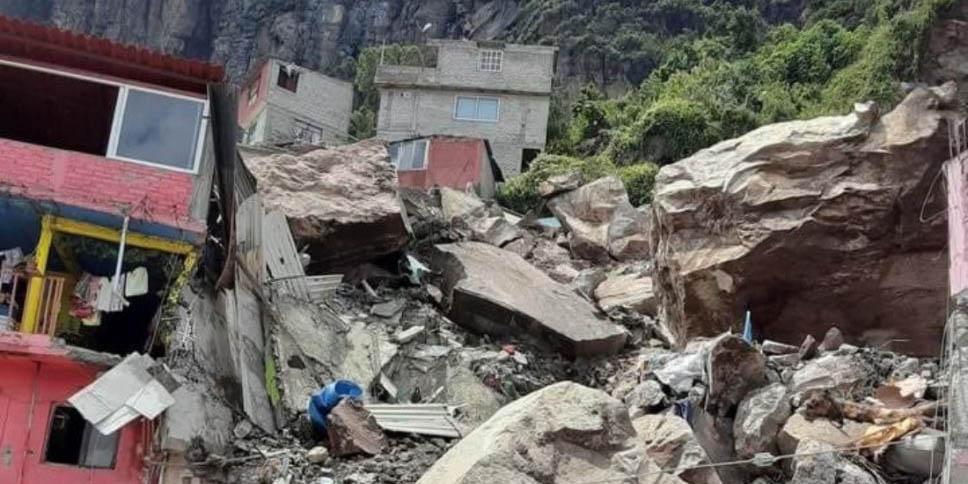 Alistan los preparativos para demolición en el Cerro del Chiquihuite | El Imparcial de Oaxaca