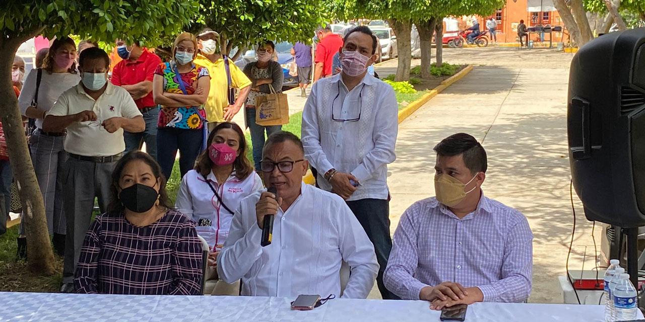 Basta de cacicazgo en Xoxocotlán: Castellanos   El Imparcial de Oaxaca