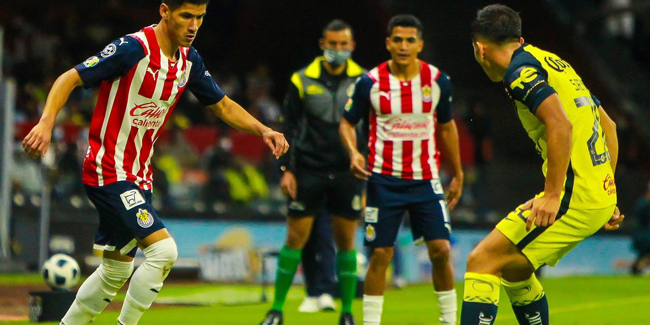 Chivas sacó el empate en su visita   El Imparcial de Oaxaca