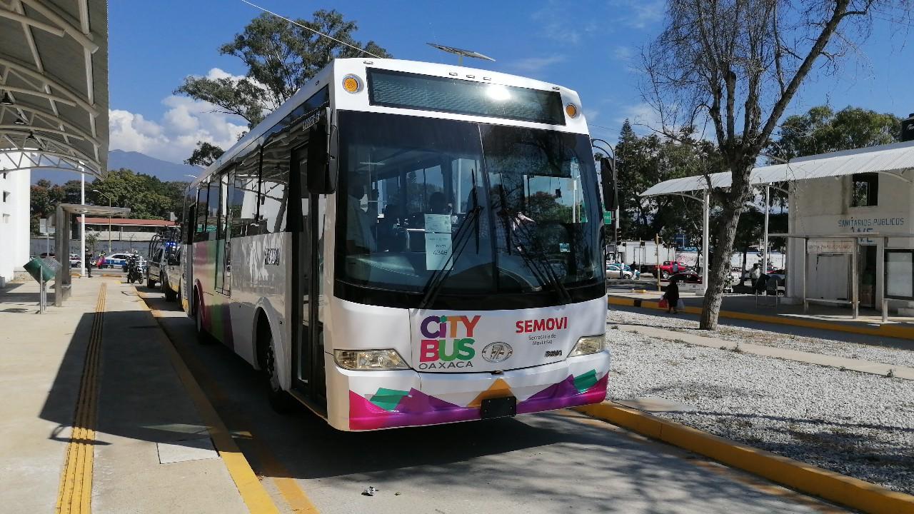 Inicia el lunes fase preoperativa, multa de 20  mil por  invadir carril del Citybus | El Imparcial de Oaxaca