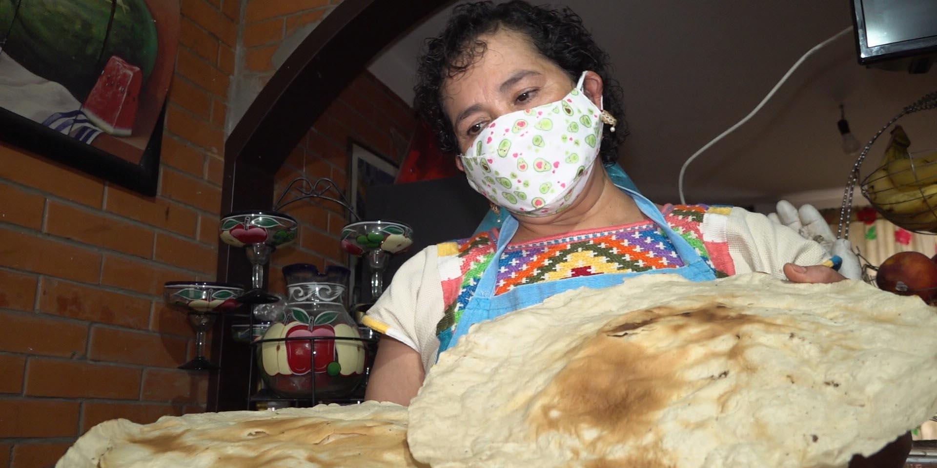 Reconocerán en España a cocinera tradicional indígena oaxaqueña | El Imparcial de Oaxaca