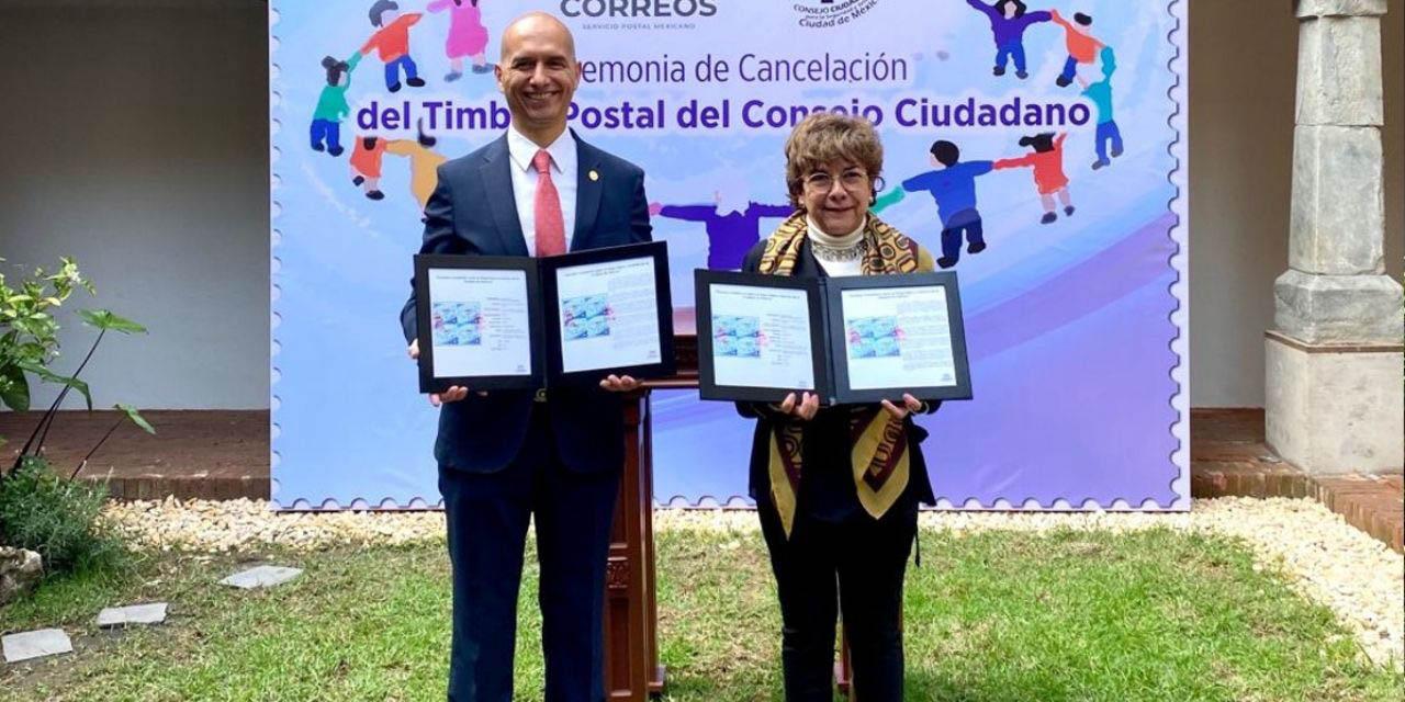 Cancelan el timbre postal del Consejo Ciudadano | El Imparcial de Oaxaca