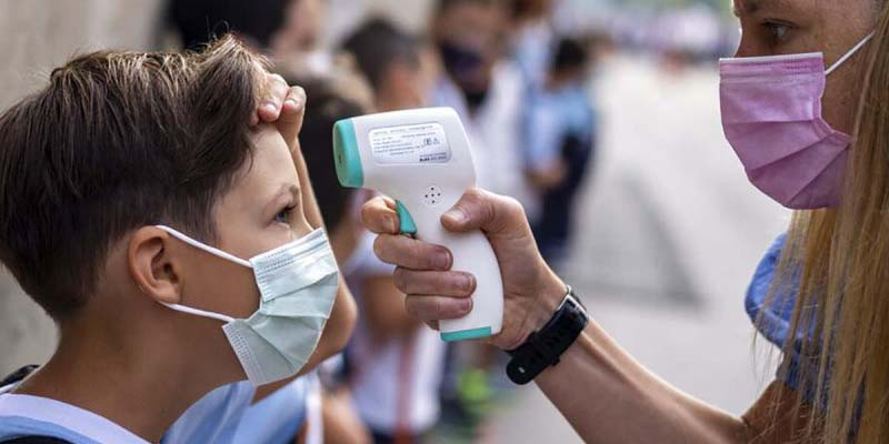 Ordenan vacunación covid obligatoria en Los Ángeles para estudiantes de 12 años o más | El Imparcial de Oaxaca