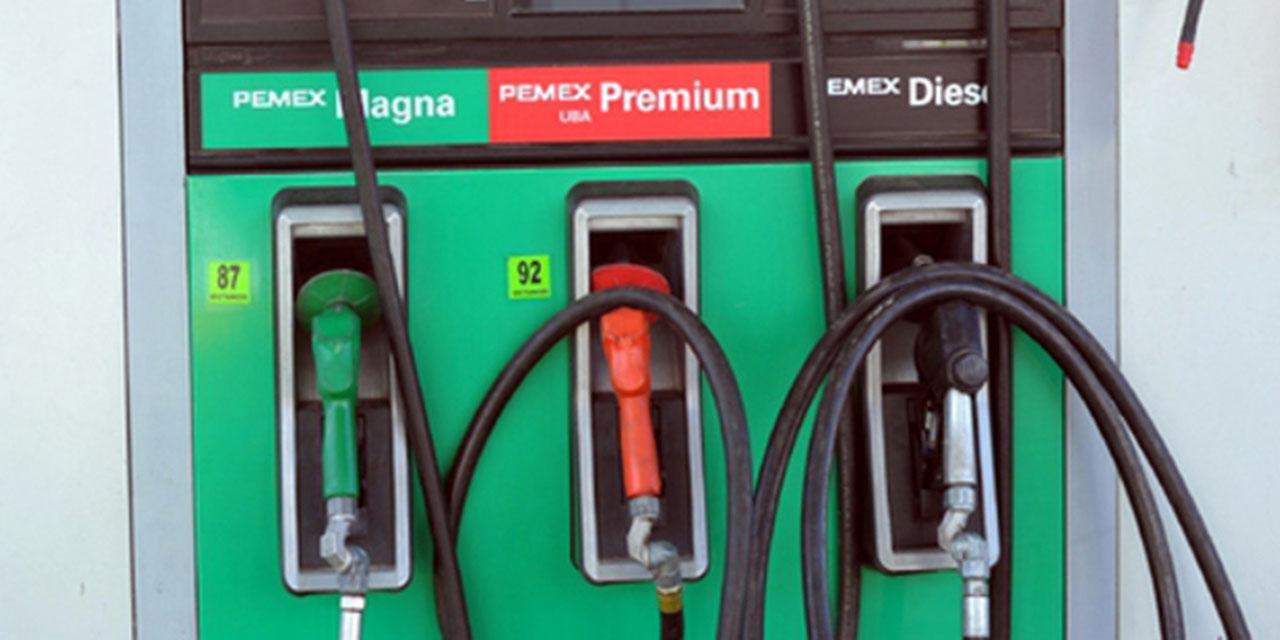 Oaxaca con el diesel más caro del país | El Imparcial de Oaxaca