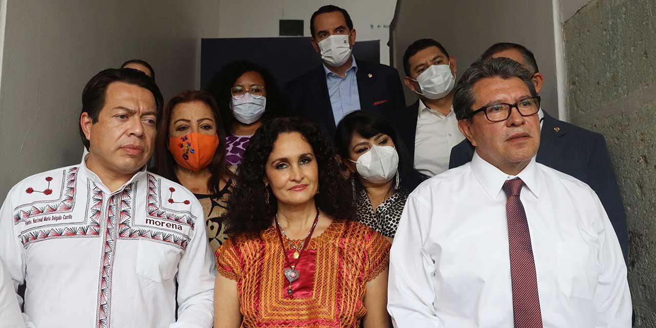 Morena aún deshoja la margarita para Oaxaca   El Imparcial de Oaxaca