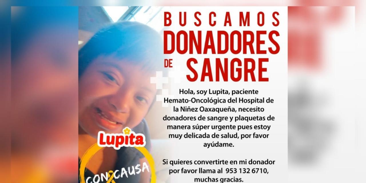 Piden plaquetas para mixteca hospitalizada en la capital oaxaqueña   El Imparcial de Oaxaca