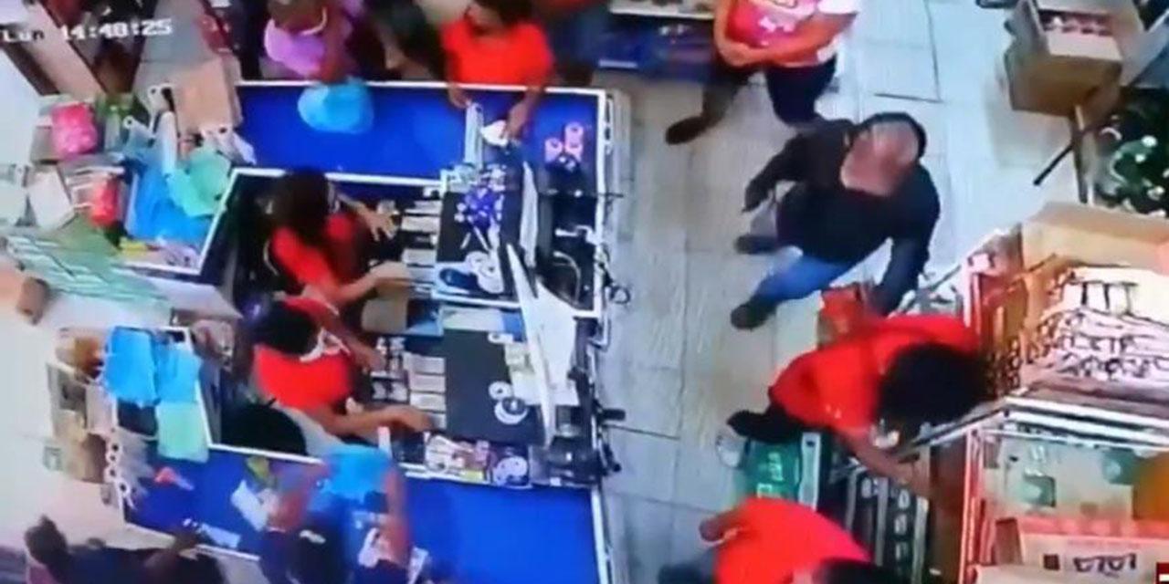 Asaltan tienda en San Pedro Pochutla   El Imparcial de Oaxaca
