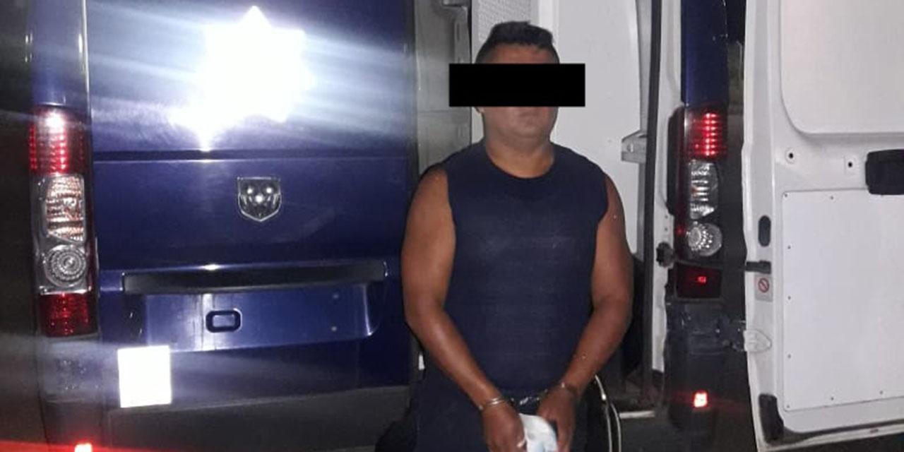 Policía trataba de meter mariguana al penal de Tanivet   El Imparcial de Oaxaca