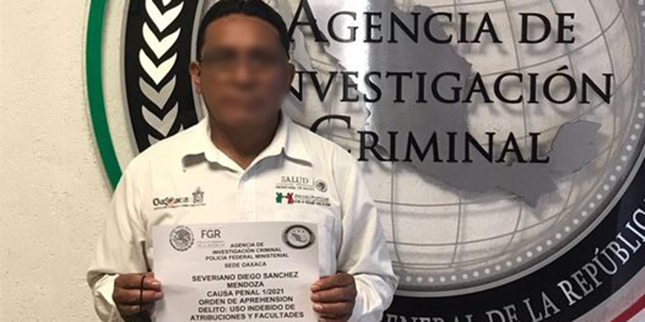 Dictan formal prisión por uso indebido de atribuciones y facultades a ex funcionario del IMSS   El Imparcial de Oaxaca