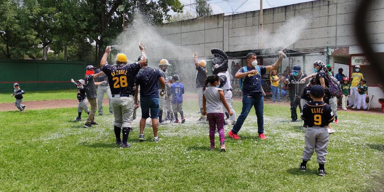 Campeón Oaxaca de infantiles | El Imparcial de Oaxaca