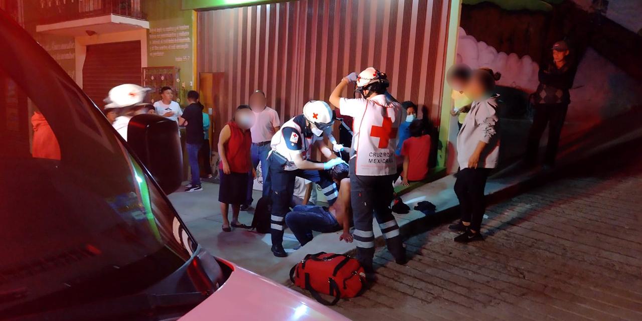 Lo atacan con botella en la cabeza en Monte Albán | El Imparcial de Oaxaca