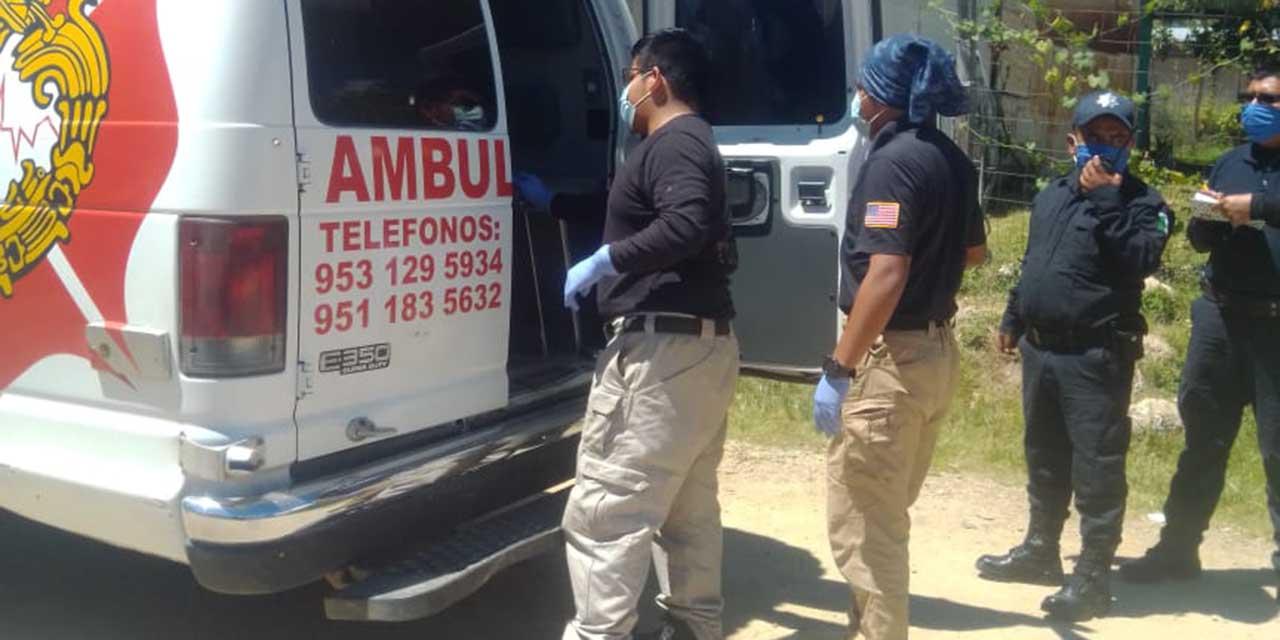 Ebrio se accidenta con moto robada   El Imparcial de Oaxaca