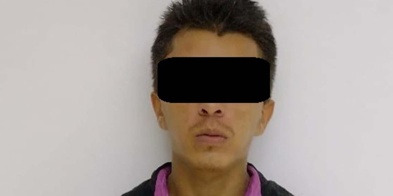 Detienen a presunto ladrón de motocicletas | El Imparcial de Oaxaca
