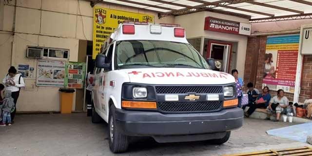 Derrapa y termina en el hospital en Huajuapan | El Imparcial de Oaxaca